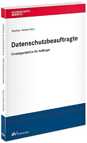 Datenschutzbeauftragter Buch 1